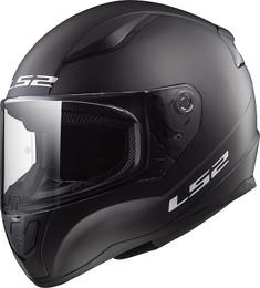 LS2 Youth Rapid Mini Solid Matte Black Helmet