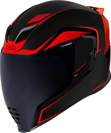 Icon Airflite Helmet Crosslink Red