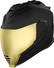 Icon Airflite Helmet Peacekeeper Rubatone Black