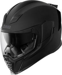 Icon Airflite Helmet Rubatone Black