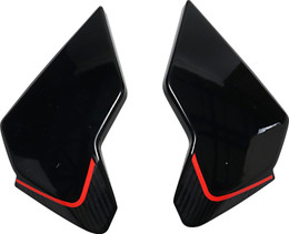 Icon Airflite Side Plates Raceflite Red