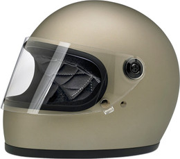 Biltwell Gringo S Flat Titanium Helmet