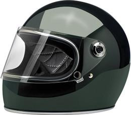 Biltwell Gringo S Gloss Sierra Green Helmet