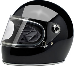 Biltwell Gringo S Gloss Black Helmet
