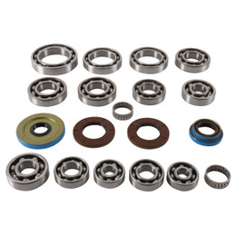 All Balls Rear Differential Bearing And Seal Kit - 25-2112