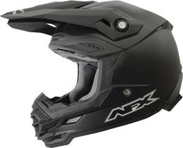 AFX FX-19R Matte Black Helmet