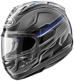 Arai Corsair-X Scope Black Frost Helmet