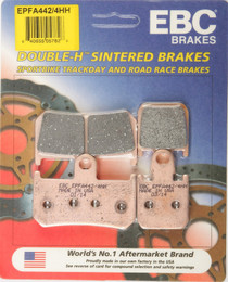 EBC Double-H Sintered Metal Brake Pads EPFA442 4HH