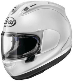 Arai Corsair-X Solid White Helmet