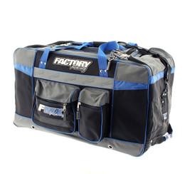 Factory FMX Motorcross Gear Bag XLarge Blue