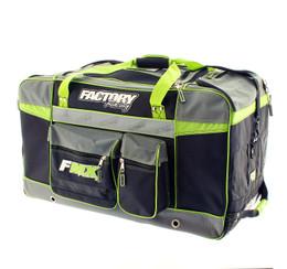 Factory FMX Motorcross Gear Bag XLarge Green