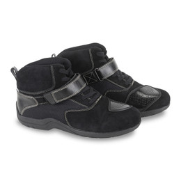 NORU Baika Black Riding Shoes