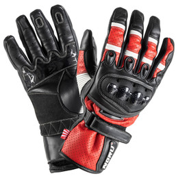 NORU Sokudo Red Black White Glove