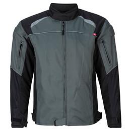 NORU Taifu Grey Black Jacket