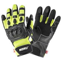 NORU Kiryu Fluorescent Black Glove