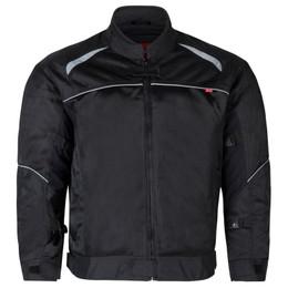 NORU Kuki Black Mesh Jacket