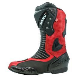 NORU Raida Red Black Boot
