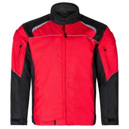 NORU Taifu Black Red Jacket
