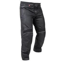 NORU Kiryu Black Mesh Pant
