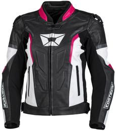 Cortech Apex V1 Rubine Womens Jacket