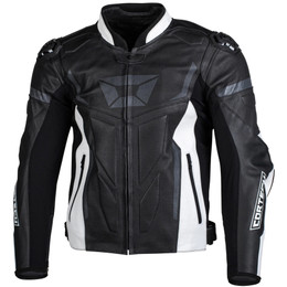 Cortech Apex V1 Black White Womens Jacket