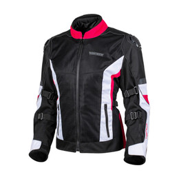 Cortech Hyper-Flo Air Rubine Womens Jacket