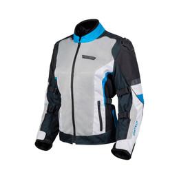 Cortech Hyper-Flo Air Blue Womens Jacket