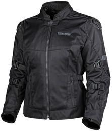 Cortech Hyper-Flo Air Black Womens Jacket