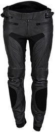 Cortech Apex V3 Black Leather Pant