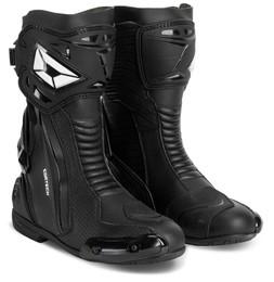 Cortech Adrenaline Gp Black Womens Boots