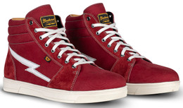 Cortech Slayer Maroon Canvas Riding Shoes