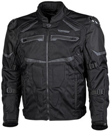 Cortech Hyper-Tec Black Jacket