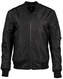 Cortech Womens Wildcat Black Bomber Jacket