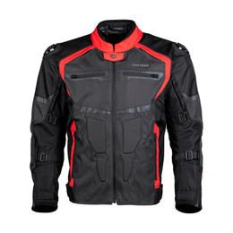 Cortech Hyper-Tec Red Gunmetal Jacket