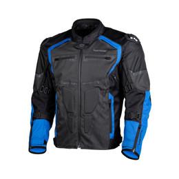 Cortech Hyper-Tec Blue Gunmetal Jacket