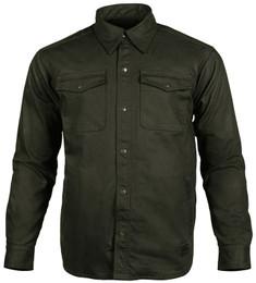 Cortech Voodoo Olive Shirt
