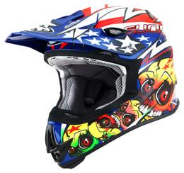 Suomy MX Jump Kubik Helmet