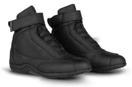 Tour Master Response WP Black Boots