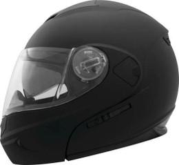 THH T-797 Flat Black Helmet