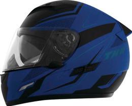 THH TS-80 FXX Blue Black Helmet