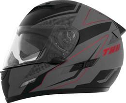 THH TS-80 FXX Grey Black Helmet