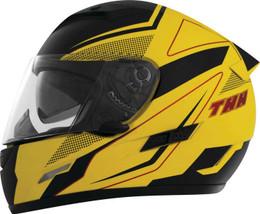 THH TS-80 FXX Red Black Helmet