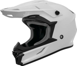 THH T710X Assault White Helmet