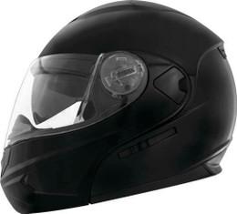 THH T-797 Black Helmet