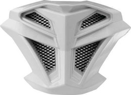 THH T710X Youth White Chin Vent