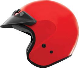 THH T-381 Red Helmet