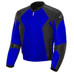 Joe Rocket Phoenix 6 Blue Black Jacket