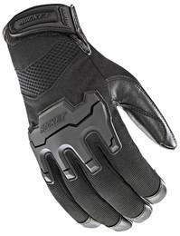 Joe Rocket Eclipse Gloves Black / Black Mens