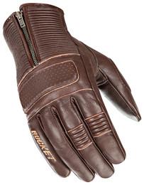 Joe Rocket Cafe Racer Gloves Brown Mens