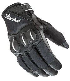 Joe Rocket Cyntek Gloves Matte Black Ladies